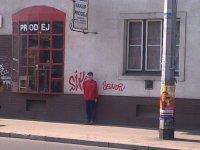 seňor v Praze